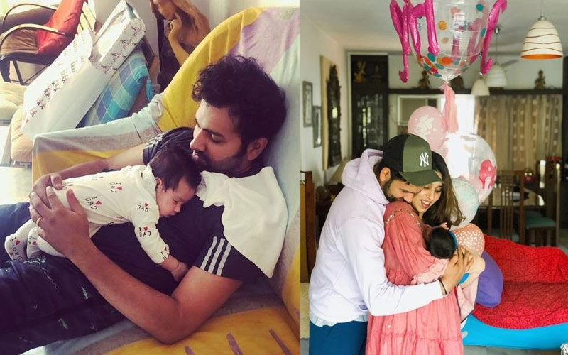 rohit-sharma-currently-spending-valuable-time-daughter-samaira-playing-sleeping-watch-video