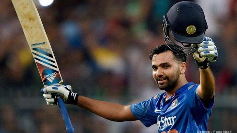 rohit sharma record sixes international cricket chris gayle shahid afridi india vs west indies