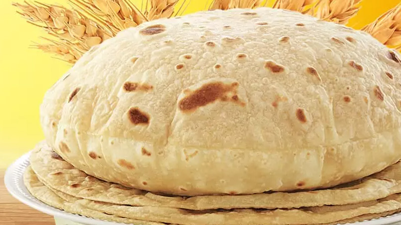Know The Benefits And Vitamins of Wheat Roti, Eat in This Special Way