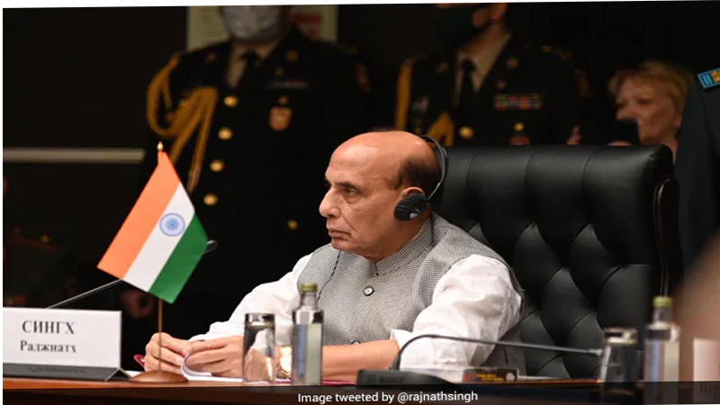 Won't Reduce Troops At Border Unless China Does, Says Rajnath Singh