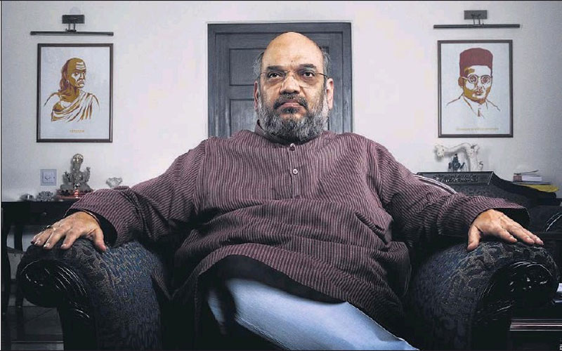 Security Of Amit Shah Strengthened: Officials
