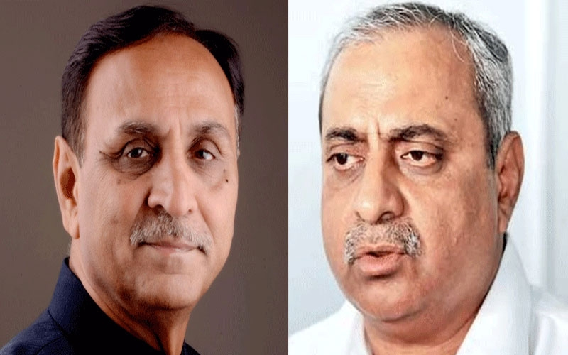 lok-sabha-election-2019-cm-rupani-statement-on-dy-cm-nitin-patel-election