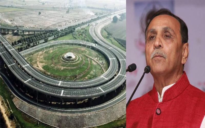 નવસારીમાં CM રૂપાણીનું મહત્વનું નિવેદન  ભારતમાલા પ્રોજેક્ટ હાલ પૂરતો સ્થગિત