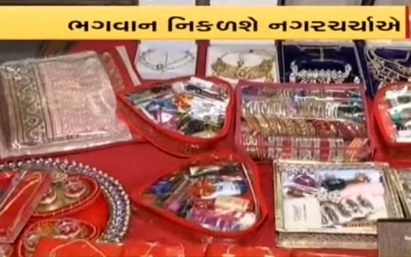 Jagannath Rath Yatra Mameru Ahmedabad