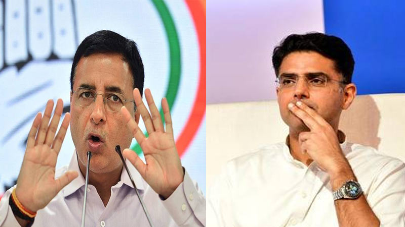sachin pilot must have conversation first congress on whether he can return
