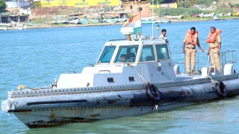 Operation Sagar Suraksha Kavach RDX boat Porbandar