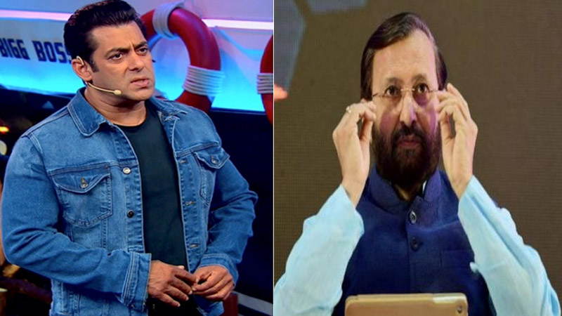 information and broadcasting minister prakash javadekar on salman khan bigg boss 13 ban