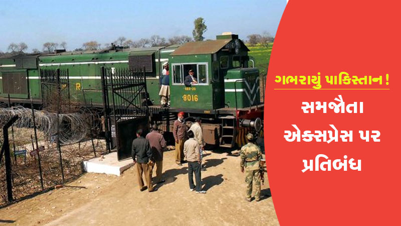 Pakistan samjhauta express ban after india jammu kashmir article-370