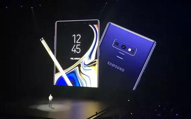 Samsung Galaxy Note 9 લોન્ચ   જાણો 8GB RAM તથા 512GB સ્ટોરેજ ધરાવતા ફોનની કિંમત
