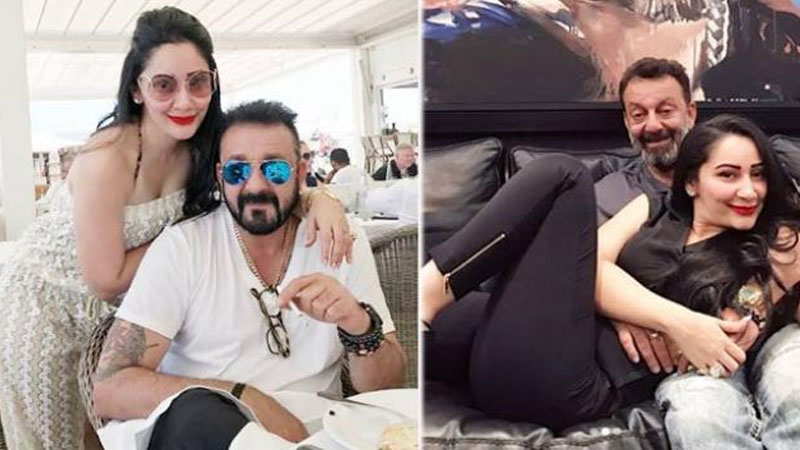 sanjay dutt caught red handed flirting with dream girl pooja video viral