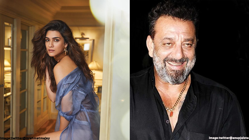sanjay dutt on kriti sanon could be his 309th girl friend