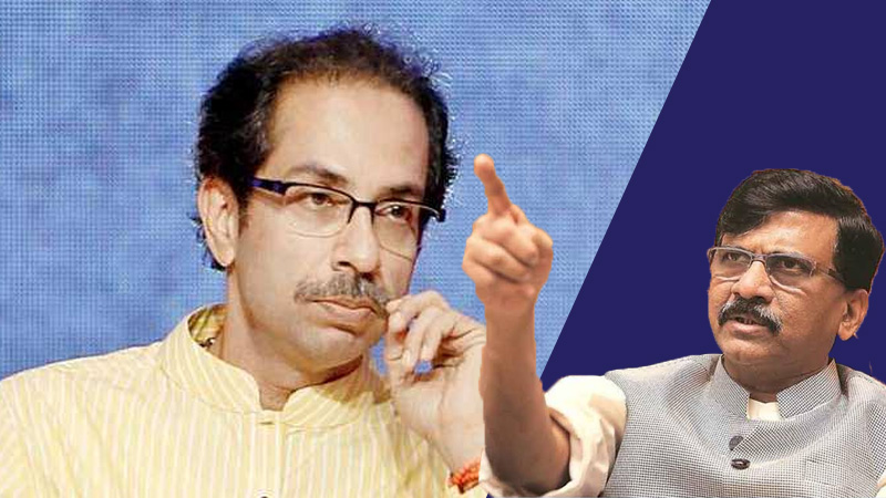 Raut constant comments against congress is becoming a problem for ruling shiv sena