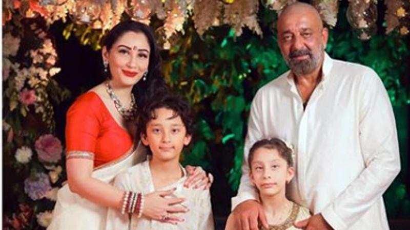 Sanjay Dutt Alone in Mumbai Family IS in Dubai Actor Timing Passes With Ramayan and Mahabharat