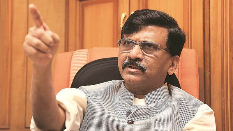 shivsena mp sanjay raut modi government bihar police sushant singh rajput case