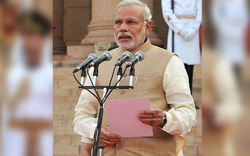With 6500 Guests, Modi Swearing To Be Biggest Event Ever At Rashtrapati Bhavan