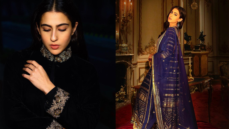 Sara Ali Khan buys her clothes from the cheapest market in Delhi