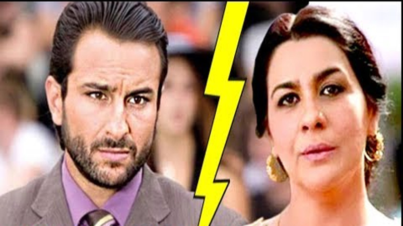 saif ali khan birthday he paid 5 crore to amrita singh first wife after divorced