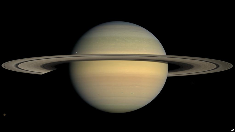 Discovery of the 20 new moon that orbits the Saturn planet, Saturn Becomes 'Moon King'