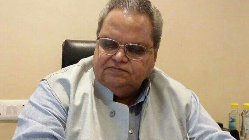 satya pal malik says omar and mufti refuse to participate in panchayat election under pakistan pressure