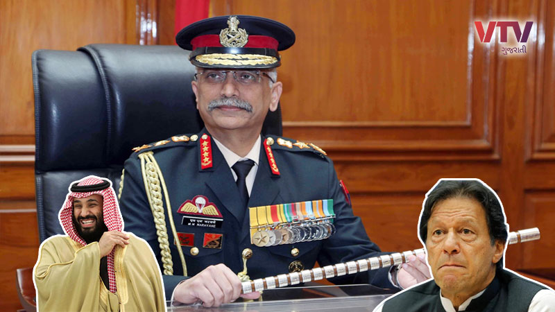 Indian Army Chief to visit Saudi Arabia and UAE