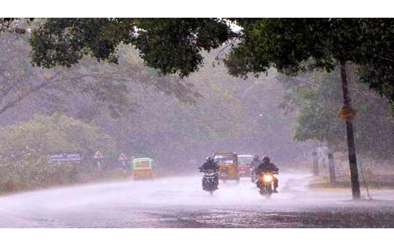 Cyclone Vayu Saurashtra Heavy Rain