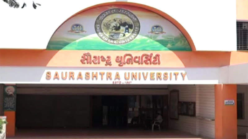 Important news for the students studying in Saurashtra University, this big decision was taken