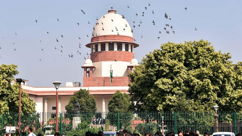 sc st creamy layer exclusion from quota centre seeks review says refer matter to seven judge bench