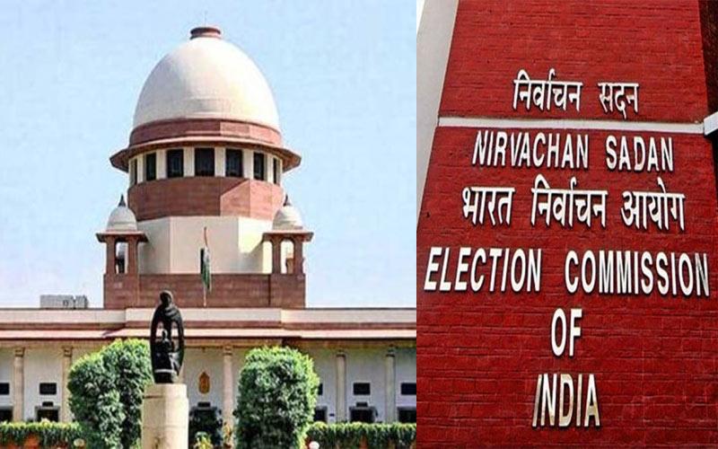 Supreme Court separate Gujarat Rajya Sabha bypolls election commission