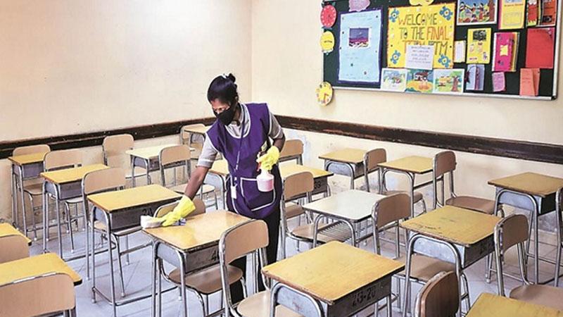 Gujarat School can not open corona pandemic
