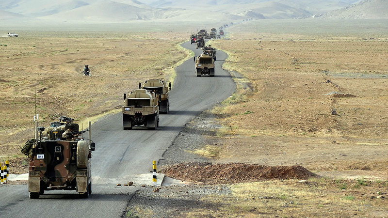 100 terrorists killed, 45 injured in operations over last 24 hours in Afghanistan