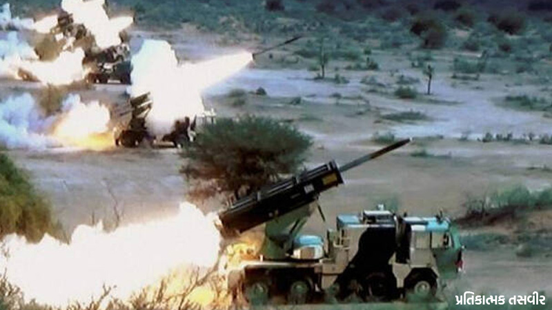 Indian armed forces to stock weapons ammunition for 15 day intense war and defence