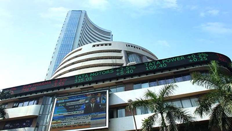 indian share market red zone