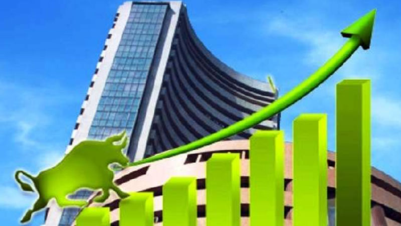 Sensex Soars Over 1200 Points Nifty UP