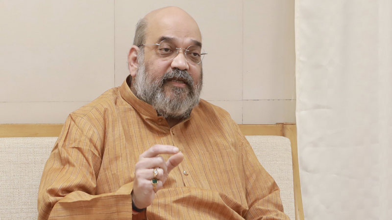 Home minister amit shah discharged aiims hospital
