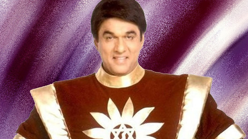 mukesh khanna shared shaktimaan picture in mask viral on social media big surprise coming soon