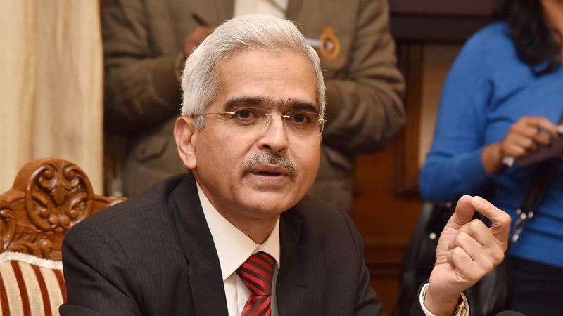 RBI governor shakti Kant das reports covid positive self isolated himself