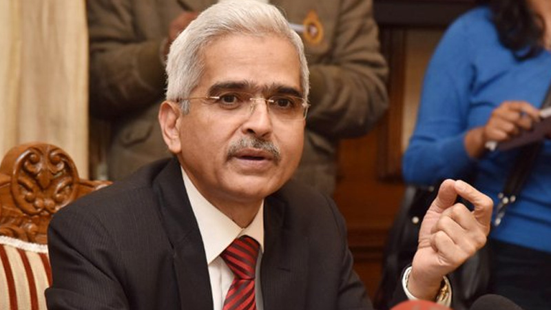 shaktikanta das says yes bank reconstruction scheme being given finishing touches no merger with sbi