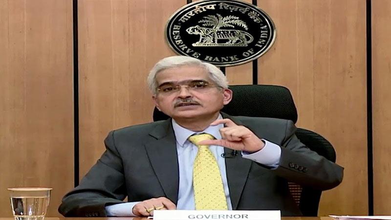 Disconnect between economy and stock markets RBI governor  shaktikanta das