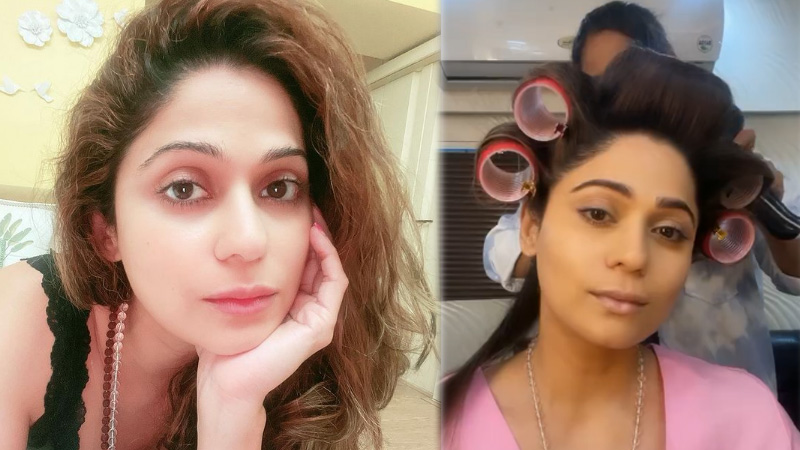 Shamita Shetty trolled for visiting the salon amid Raj Kundra controversy user Trolled her