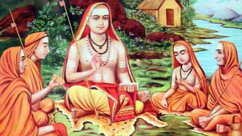 Shankaracharya theory of Brahm
