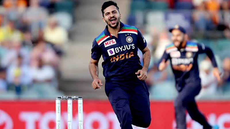Shardul Thakur replaces Axar Patel in TeamIndia s World Cup squad