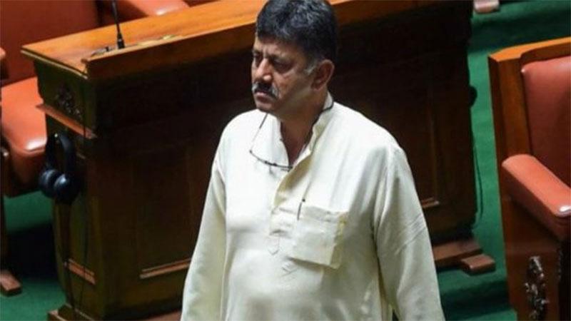 Congress leader DK Shivakumar files defamation suit against BJP MLA