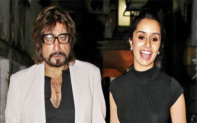 shraddha kapoor see pictures of his father on superstar only 14 years younger