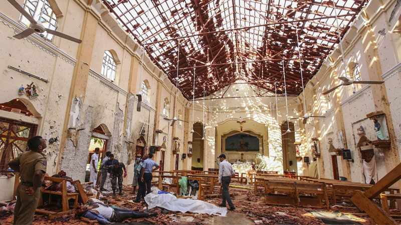Sri Lanka bombings International drug syndicates orchestrated the Easter attacks claims president