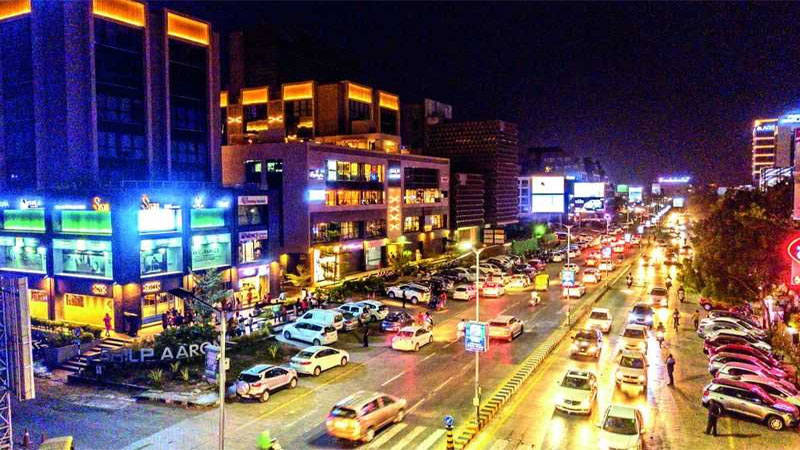 In Ahmedabad If U have Flat And Shop on this You get More Money