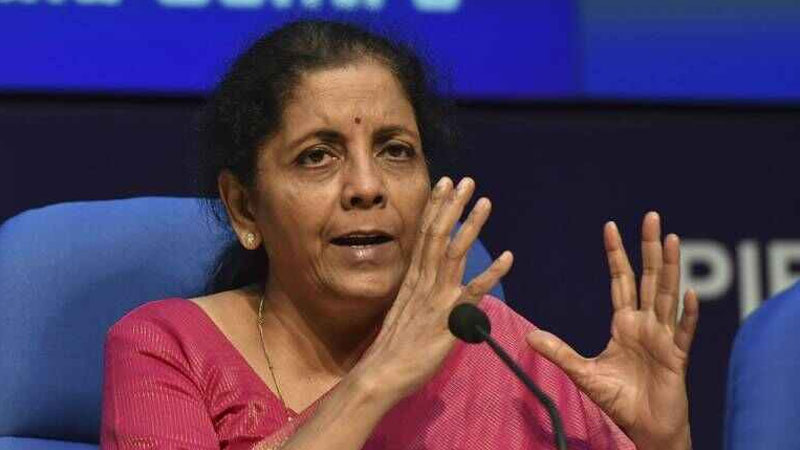 Nirmala sitaraman to brief press economy package to be announced