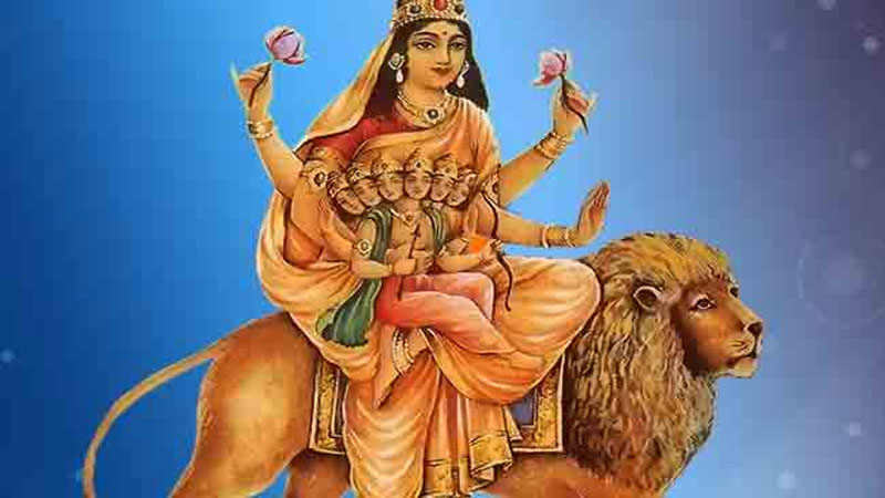 Do Skandmata pooja with this method for 5th day of Navratri 2019