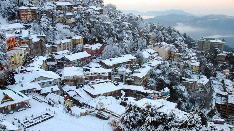 jammu and kashmir himachal pradesh snowfall