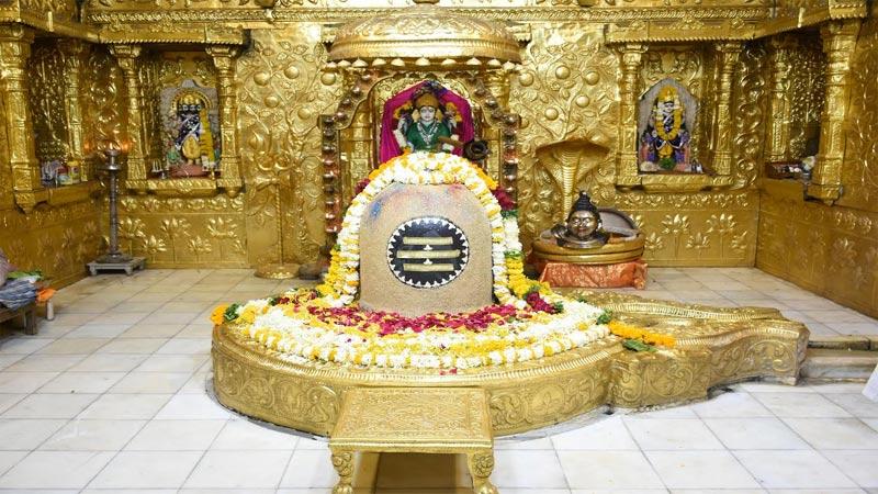 Sharavan Somvar Mahima and CM Rupani At Somnath Temple