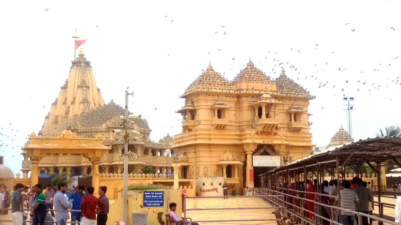 Somnath Trust reduced guest houses rent for tourists gujarat